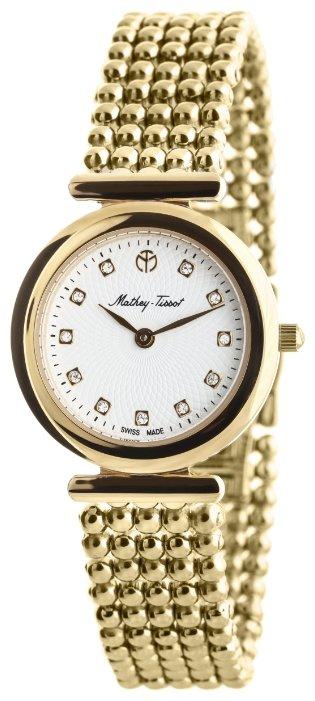 Оригинальные новые женские часы mathey tissot k153fqpi