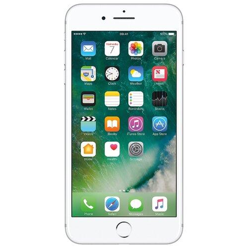 Смартфон Apple iPhone 7 Plus 32GB серебристый (MNQN2RU/A) смартфон apple iphone 7 32gb gold mn902ru a