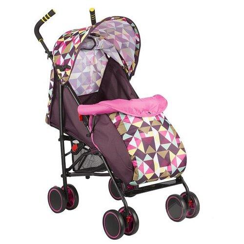 Купить Прогулочная коляска Tizo Victory розовый, Коляски