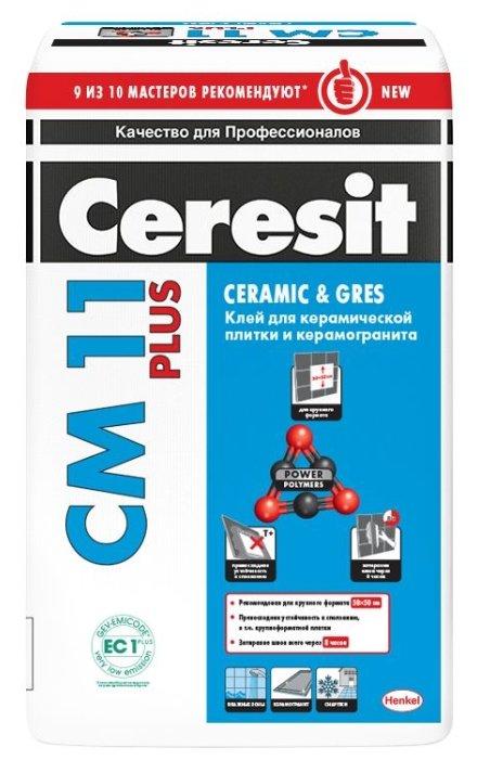 Клей Ceresit CM 11 Plus 27,5 кг