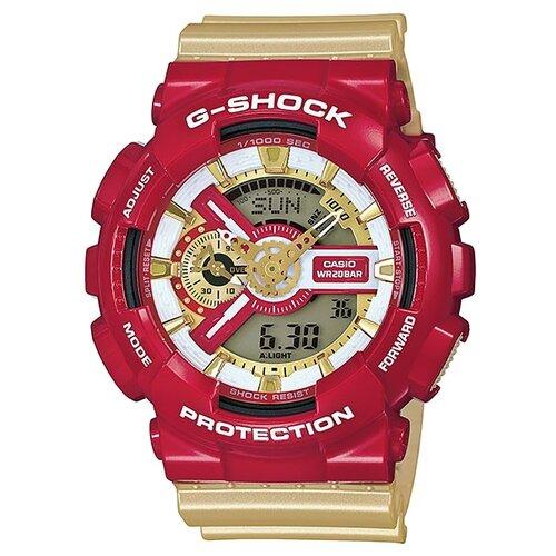 цена на Наручные часы CASIO GA-110CS-4A