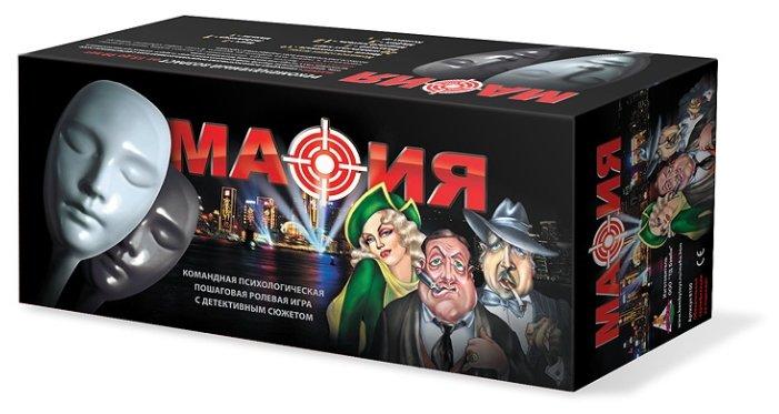Настольная игра Нескучные игры Мафия: подарочный набор — купить по выгодной цене на Яндекс.Маркете