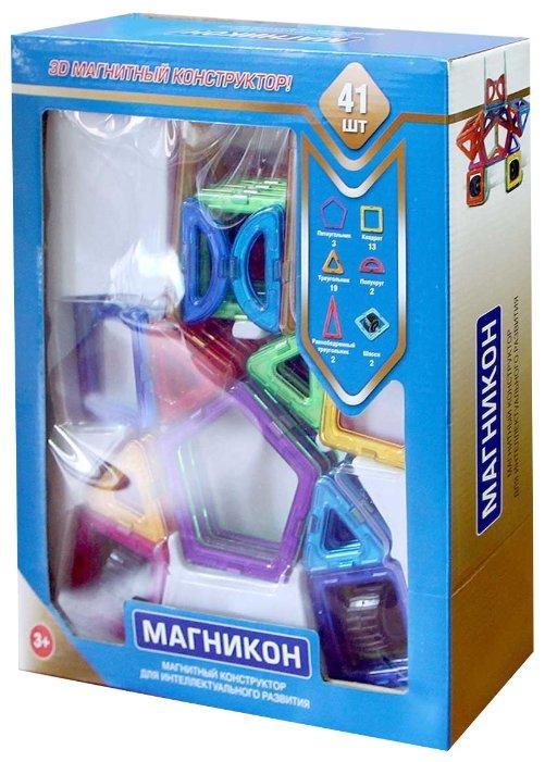 Магнитный конструктор Магникон Мастер MK-41 Робот