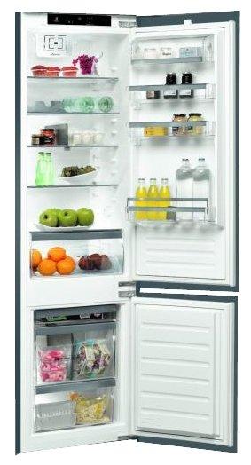 Двухкамерный встраиваемый холодильник Whirlpool ART 9811/A++/SF