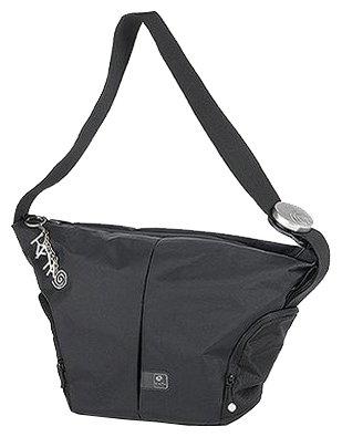 Сумка Kata Light Pic-60 DL женская черная с брелком и вкладышем для фото
