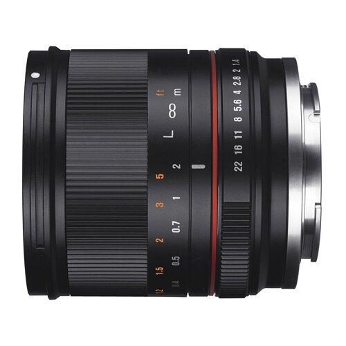 Фото - Объектив Samyang 21mm f/1.4 ED AS UMC CS Fujifilm X объектив samyang 85mm f 1 8 ed umc cs fujifilm x