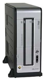 Компьютерный корпус Coupden CP-501 500W Black