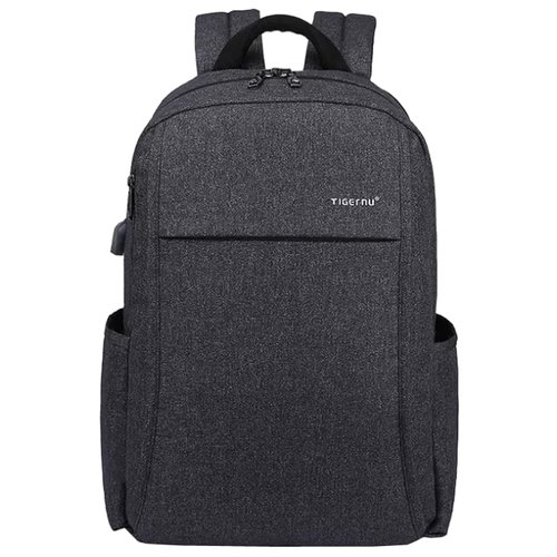 Рюкзак Tigernu T-B3221 темно-серый рюкзак tigernu t b3515 серый 15 6
