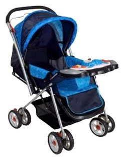 Прогулочная коляска Lucky Baby 2068A-8B