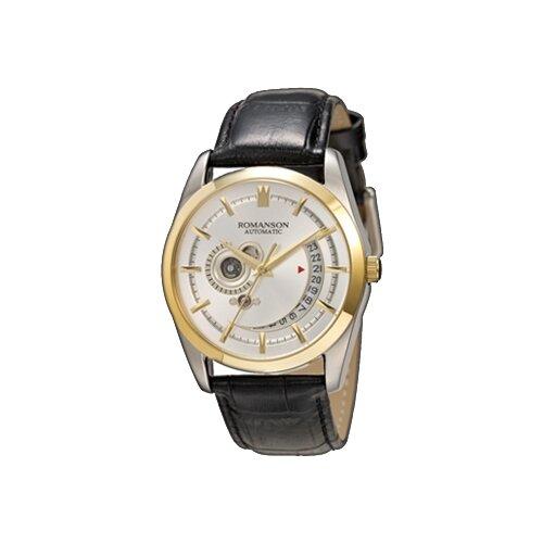 Наручные часы ROMANSON TL3224RMC(WH)BK romanson tl 1273h mw wh bk