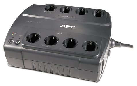 Резервный ИБП APC by Schneider Electric Back-UPS BE700G-RS