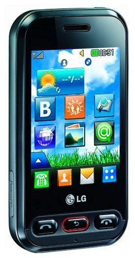 LG Телефон LG T320