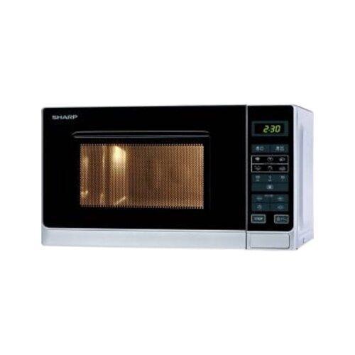 Микроволновая печь Sharp R-2772RSL sharp r7496st свч печь