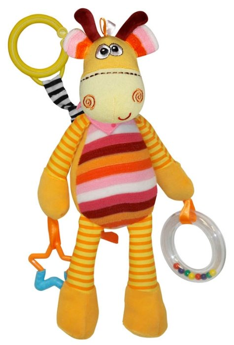 Подвесная игрушка Lorelli Жираф (1019098 1302)