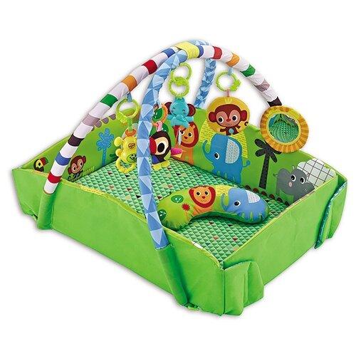 Купить Развивающий коврик Funkids Happy Folder Gym (CC9636), Развивающие коврики