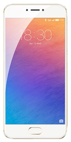 Смартфон Meizu Pro 6 64 Гб Rose Gold/White