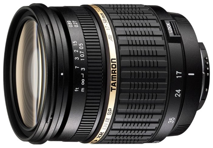 Tamron SP AF 17-50mm f/2.8 XR Di II LD Aspherical (IF) (A16) Nikon F