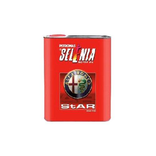 Синтетическое моторное масло Selenia Star 5W-40, 2 л