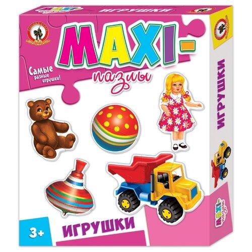 Купить Набор пазлов Русский стиль Игрушки (03523), Пазлы