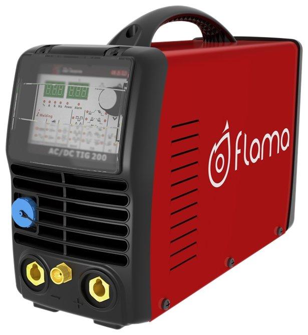 Сварочный аппарат Flama TIG 200 AC/DC