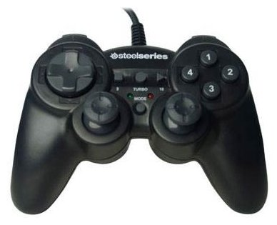 Геймпад SteelSeries PC Controller 3GC