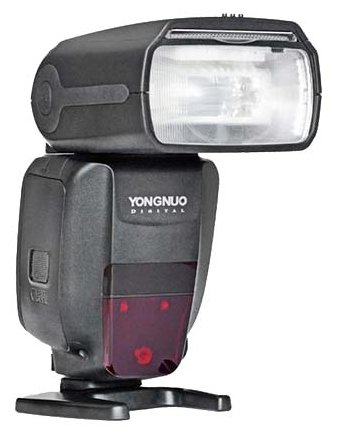 YongNuo Вспышка YongNuo Speedlite YN-600EX-RT for Canon