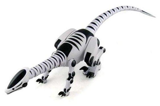 Интерактивная игрушка робот WowWee Mini Roboreptile