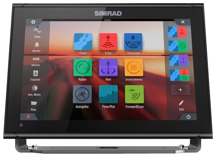 Эхолот Simrad GO12 XSE TotalScan