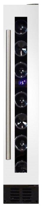 Встраиваемый винный шкаф Dunavox DX-7.20WK/DP