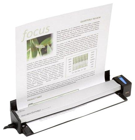 Fujitsu Сканер Fujitsu ScanSnap S1100i