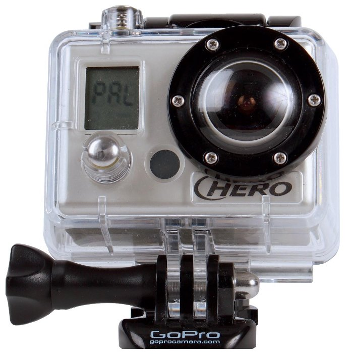 Экшн-камера GoPro Motorsports HERO Wide