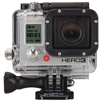 Видеокамера GoPro HD HERO3 White Edition