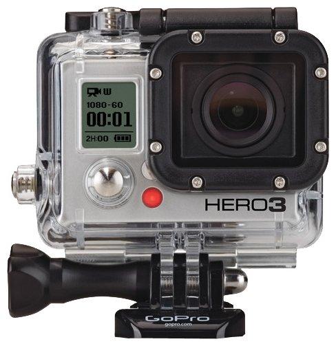 Экшн-камера GoPro HD HERO3 Edition (CHDHX-301)