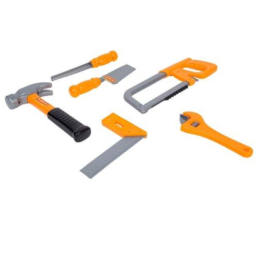 Полесье Набор инструментов №13,6 элементов (в пакете) (59284)