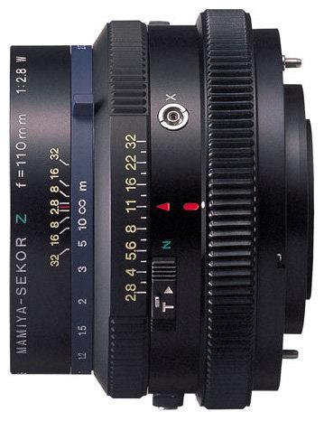 Объектив Mamiya Sekor Z 110mm f/2.8 RZ65