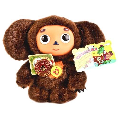 Купить Мягкая игрушка Мульти-Пульти Чебурашка 17 см в пакете, Мягкие игрушки