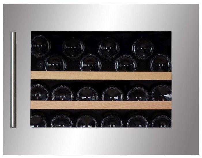 Встраиваемый винный шкаф Dunavox DAB 28.65SS