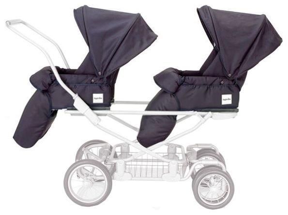 Универсальная коляска Inglesina Extra Combi Biposto