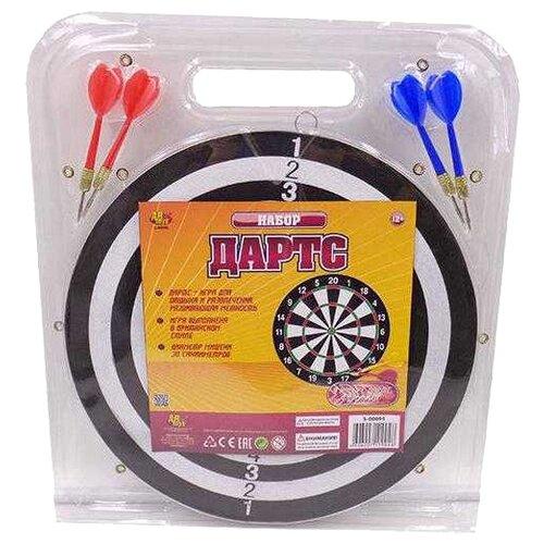 Купить Набор ABtoys Дартс 30 см (S-00095/WA-A8456A), Спортивные игры и игрушки