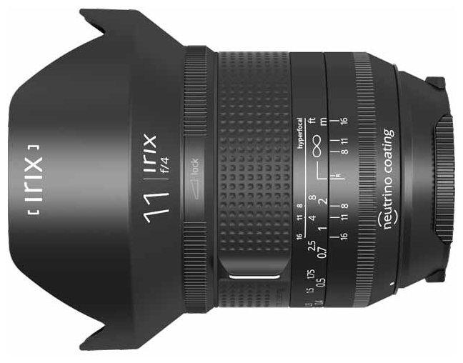 Объектив Irix 11mm f/4 Firefly Canon EF