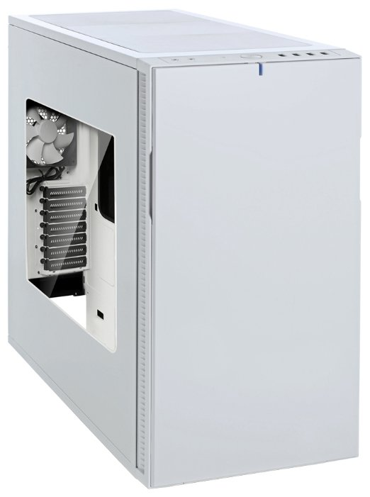 Компьютерный корпус Fractal Design Define R5 White Window