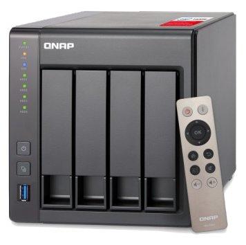 Сетевой накопитель (NAS) QNAP TS-451+