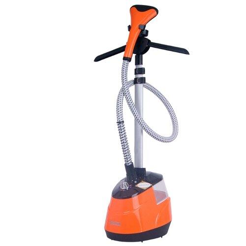 Отпариватель Kelli KL-813, оранжевый/черный