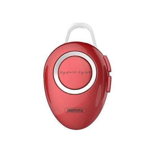 Bluetooth-гарнитура Remax RB-T22 red bluetooth гарнитура remax rb t28