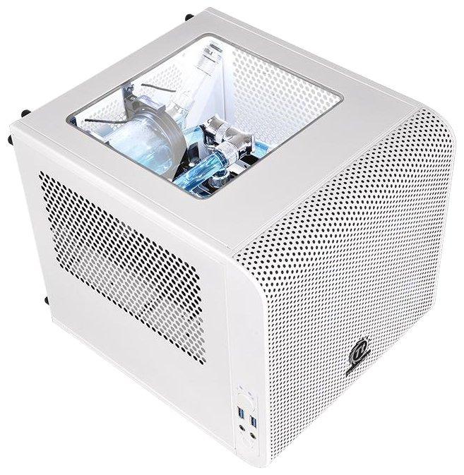 Компьютерный корпус Thermaltake Core V1 CA-1B8-00S6WN-01 White
