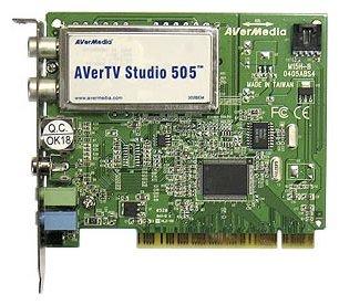 TV-тюнер AVerMedia Technologies AVerTV Studio 505