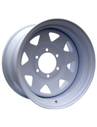 Диск Ikon Wheels MG84 W 8x16/6x139.7 D110.5 ET0 - фото 1