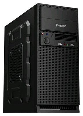ExeGate TP-210 w/o PSU Black