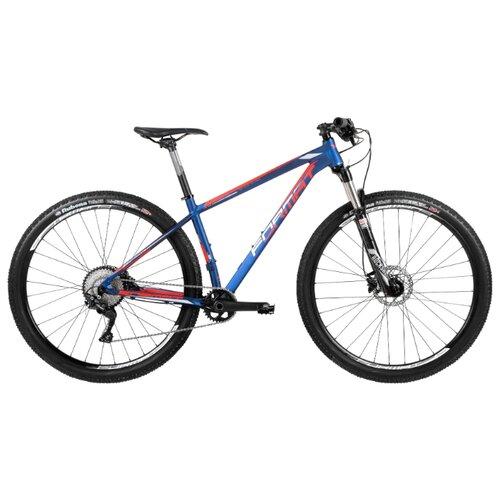 Горный (MTB) велосипед Format 1122 (2018) темно-синий матовый M (требует финальной сборки) цена 2017