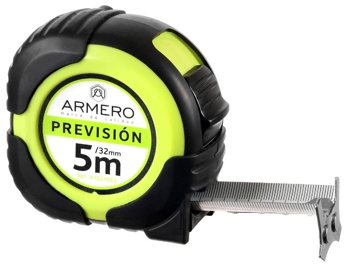 Рулетка Armero A102/053 32 мм x 5 м